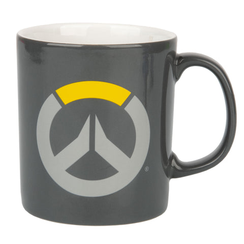 View 1 of Overwatch My Ultimate is Charging Ceramic Mug photo.