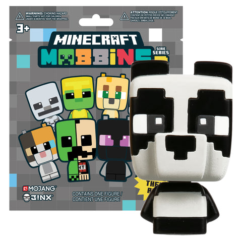 View 1 of Minecraft Mobbins Blind Pack Series 2 (Each) photo.
