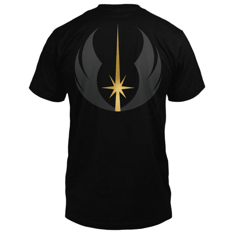 View 1 of Star Wars Jedi: Fallen Order Golden Jedi Premium Tee photo.