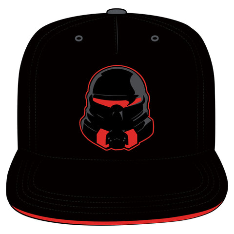 View 1 of Star Wars Jedi: Fallen Order Purge Trooper Snap Back Hat photo.