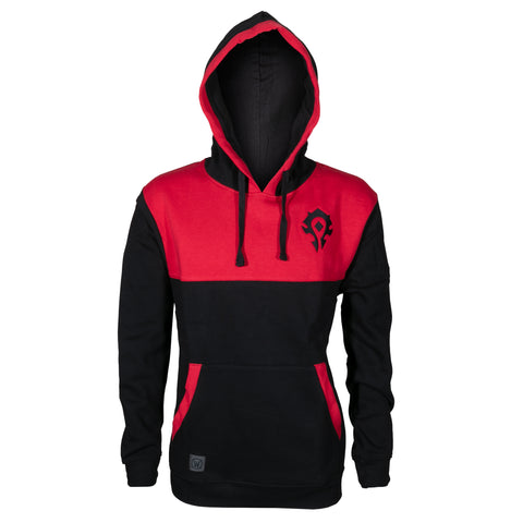 View 1 of World of Warcraft Horde to the End Pullover Hoodie photo.