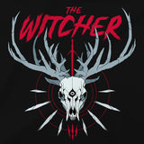 View 2 of The Witcher 3 Trophy Hunter Pullover Hoodie photo.