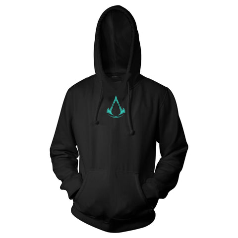 View 1 of Assassin's Creed Valhalla Dual Axes Pullover Hoodie photo.