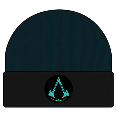 View 1 of Assassin's Creed Valhalla Cold Snap Beanie photo.