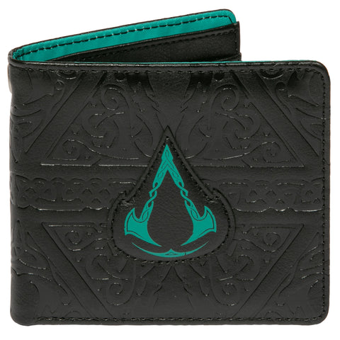 View 1 of Assassin's Creed Valhalla Fortune Seeker Bi-Fold Wallet photo.