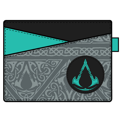 View 1 of Assassin's Creed Valhalla Keepsake Card Wallet photo.