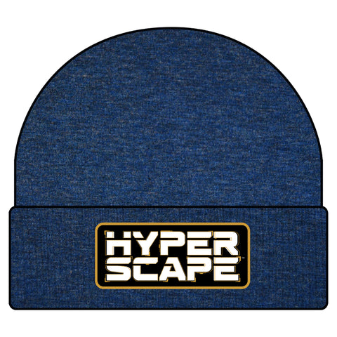 View 1 of Hyper Scape City Hero Beanie photo.