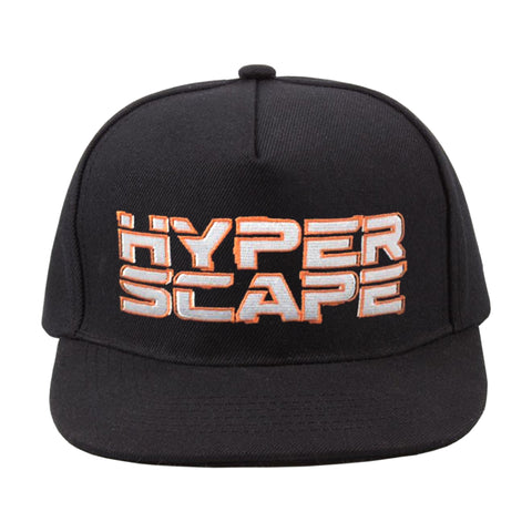 View 1 of Hyper Scape Hyper Logo Snapback Hat photo.