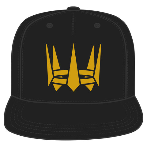 View 1 of Hyper Scape Crown Snapback Hat photo.