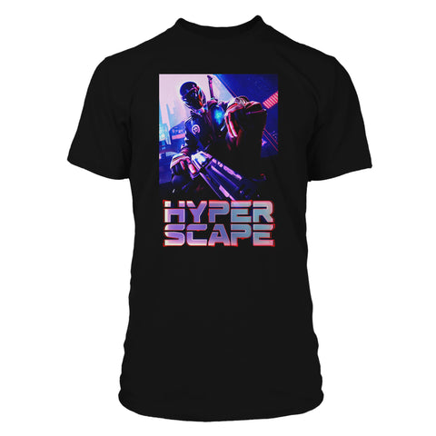 View 1 of Hyper Scape Key Premium Tee photo.
