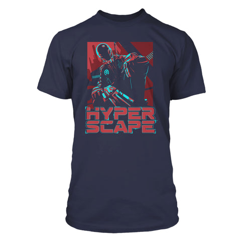 View 1 of Hyper Scape Ace Sit Premium Tee photo.