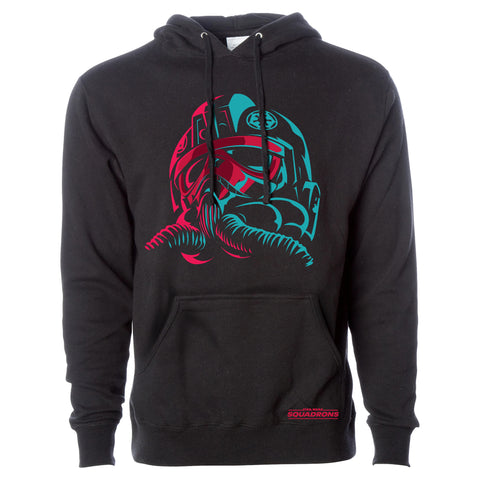 View 1 of Star Wars: Squadrons Coffin Jockey Pullover Hoodie photo.