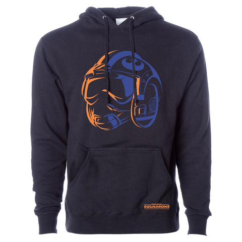 View 1 of Star Wars: Squadrons Wingman Pullover Hoodie photo.