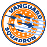 View 1 of Star Wars: Squadrons Vanguard Morale Woven Patch photo.