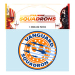 View 2 of Star Wars: Squadrons Vanguard Morale Woven Patch photo.