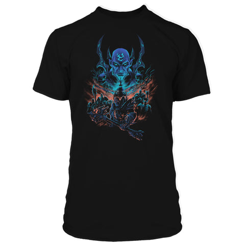 View 1 of World of Warcraft Shadowlands Expansion Premium Tee photo.