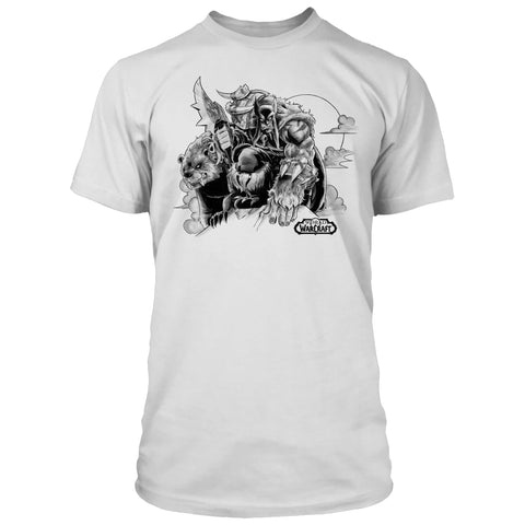 View 1 of World of Warcraft The Beastmaster Premium Tee photo.