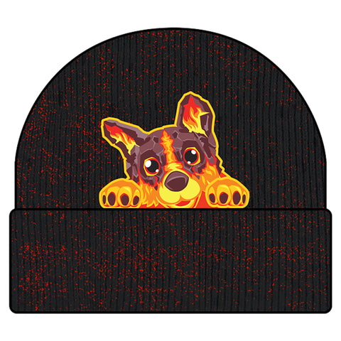 View 1 of World of Warcraft Molten Corgi In My Beanie photo.