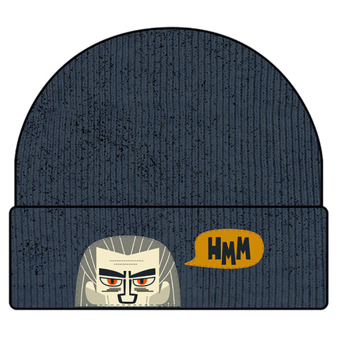 View 1 of Netflix: The Witcher Hrmm Bubble Beanie photo.