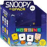 Snoopy in Space Mobbins Blind Pack, Series 1 (15-Piece Assortment)