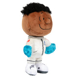 View 2 of Snoopy in Space Franklin White NASA Suit Small Plush photo.