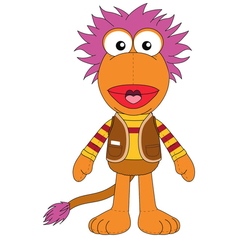 View 1 of Fraggle Rock Gobo Small Plush photo.