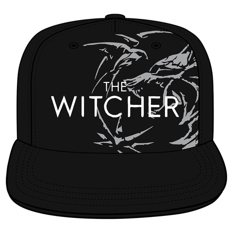 View 1 of Netflix: The Witcher Three Destinies Snap Back Hat photo.