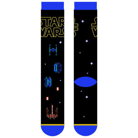 View 1 of Star Wars New Hope Socks photo.