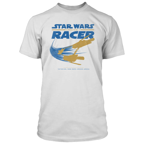 View 1 of Star Wars Racer Classic Premium Tee photo.