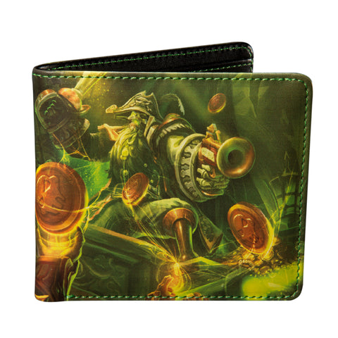 View 1 of Heroes of the Storm Blackheart's Bay Wallet photo.
