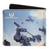 View 2 of Overwatch Sky Battle Wallet photo.