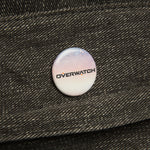 View 2 of Overwatch Logo Button photo.