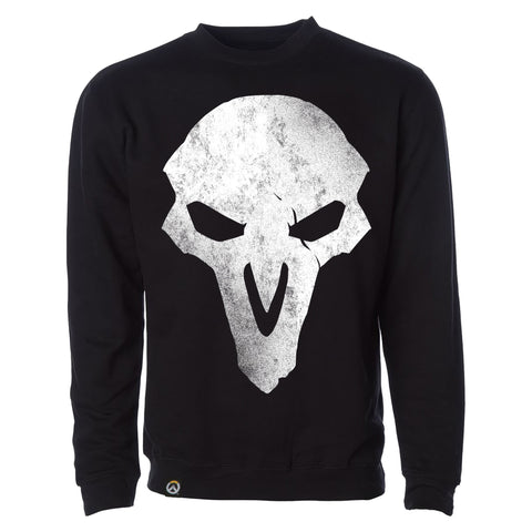 View 1 of Overwatch Reaper Crew Neck Fleece photo.