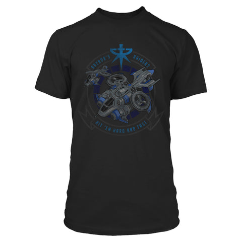 View 1 of Heroes of the Storm Raynor's Raiders Premium Tee photo.
