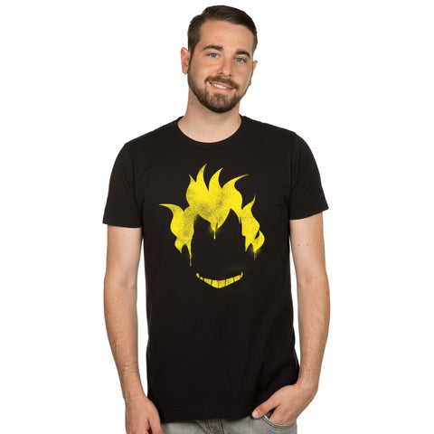 View 1 of Overwatch Junkrat Spray Premium Tee photo.