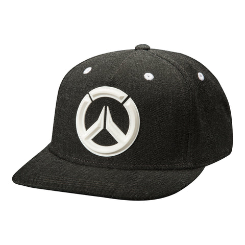 View 1 of Overwatch Sonic Snap Back Hat photo.