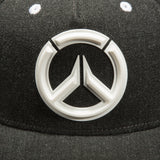 View 2 of Overwatch Sonic Snap Back Hat photo.