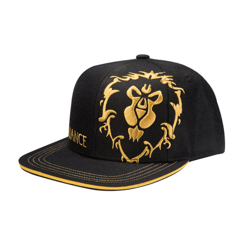 World of Warcraft Alliance Honor Snap Back Hat