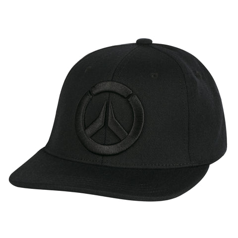 View 1 of Overwatch Blackout Snap Back Hat photo.