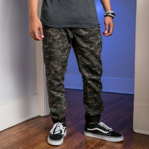 View 1 of J!NX Epic Side Quest Men's Joggers photo.