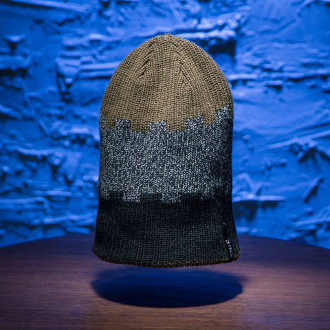 View 1 of J!NX Stacked Beanie photo.