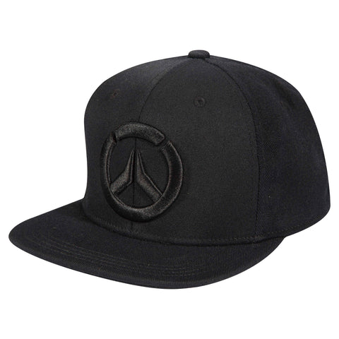 View 1 of Overwatch Blackout Stretch Fit Hat photo.