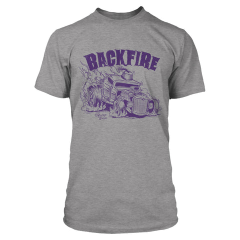 View 1 of Rocket League Backfire Premium Tee photo.