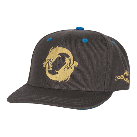 View 1 of Overwatch Dragonstrike Snap Back Hat photo.