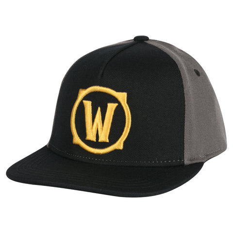 View 1 of World of Warcraft Iconic Stretch Fit Hat photo.