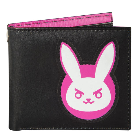 View 1 of Overwatch D.Va Bi-fold Graphic Wallet photo.