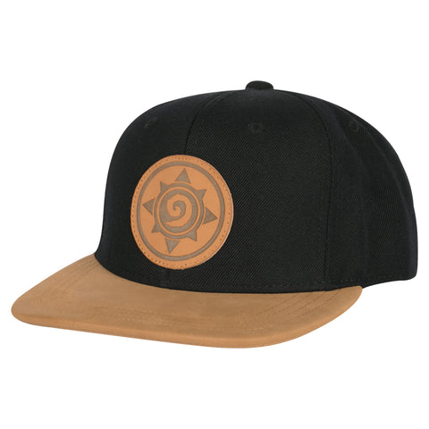 View 1 of Hearthstone Two Tone Rose Snap Back Hat photo.