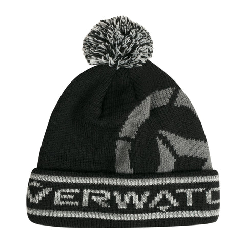 View 1 of Overwatch Covert Pom Beanie photo.