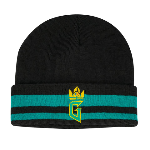 View 1 of The Witcher 3 Gwent Royal Beanie photo.