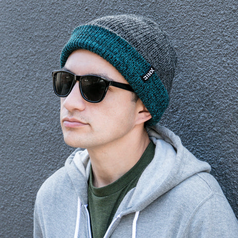 View 1 of J!NX Respawn Beanie photo.